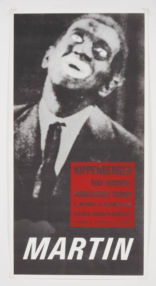 Martin Kippenberger, Eine Handvoll vergessener Tauben, 1990