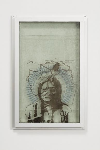 Oscar Tuazon, Sitting Bull(NSRGNTS), 2018