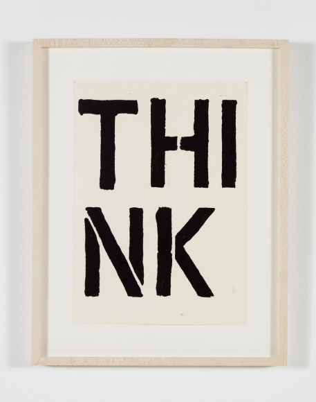 Christopher Wool, Untitled, 1987