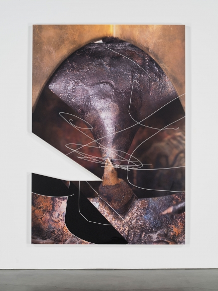 Jeff Elrod, Untitled, 2016