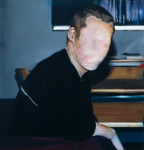 Johannes Kahrs Untitled (auslöschung nr. 3), 2003