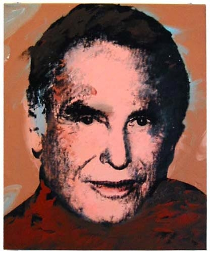 Andy Warhol Hans Bechtler, 1973