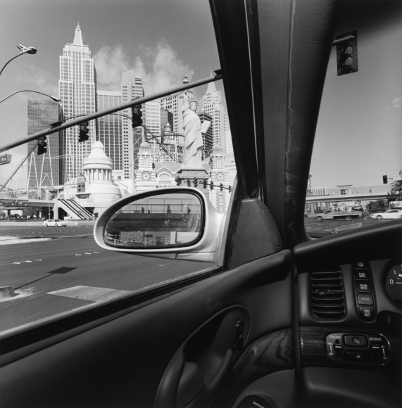 Lee Friedlander Las Vegas, 2002