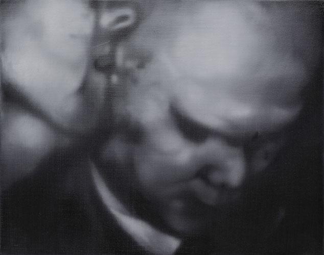 Johannes Kahrs Two men (kiss), 2008
