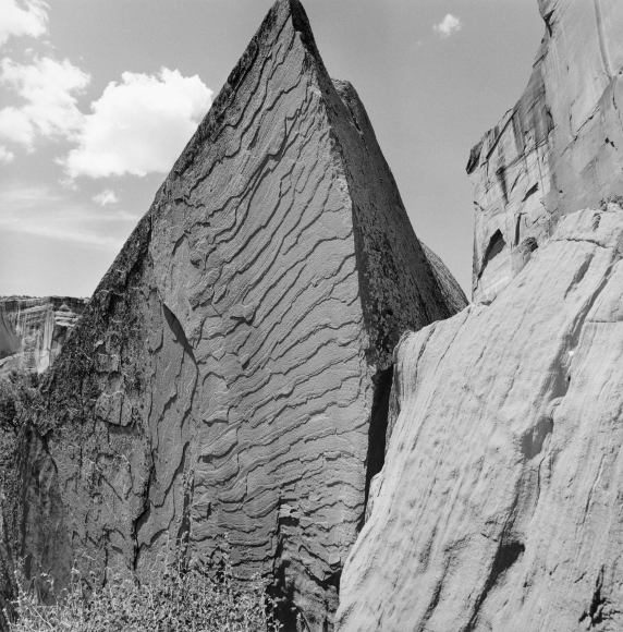 Lee Friedlander Canyon de Chelly National Monument, 1998 / Printed 2000s