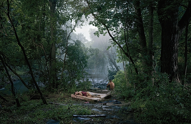 Gregory Crewdson Untitled (Forest Clearing),2006