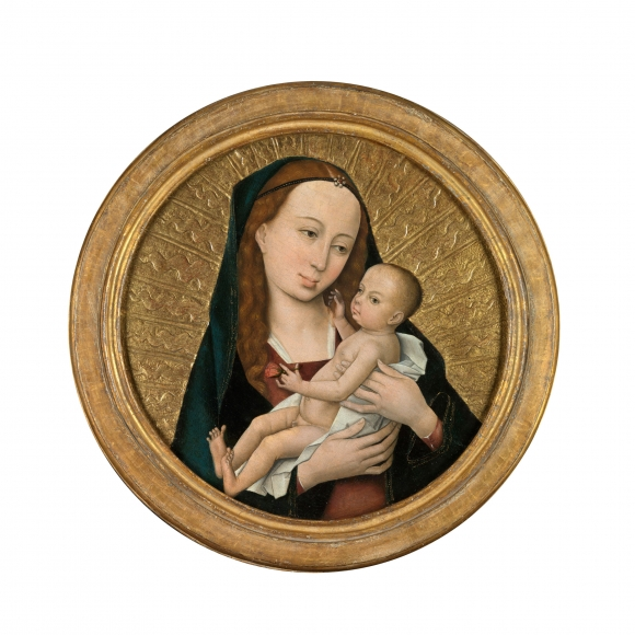 German or Southern Netherlandish Master, The Virgin and Child