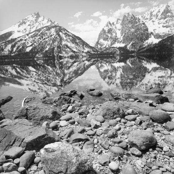 Lee Friedlander Grand Teton National Park, Wyoming, 1999 / Printed 2000s
