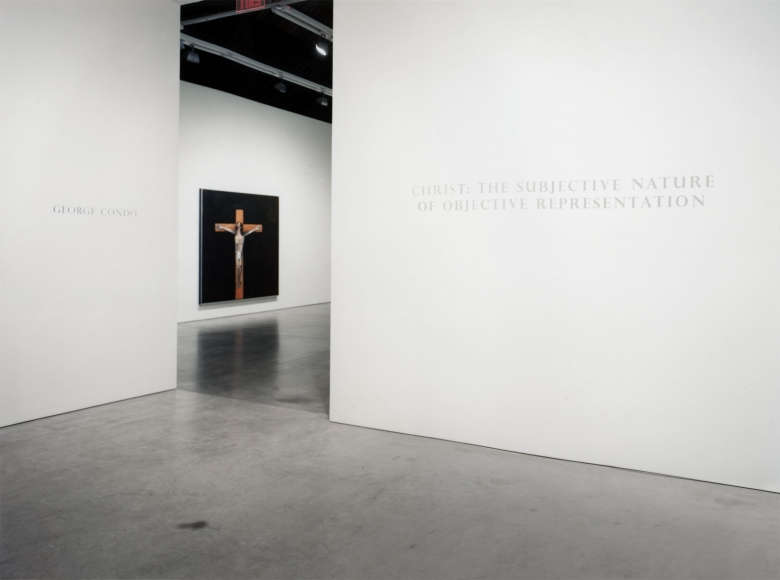 George Condo Christ: The Subjective Nature of Objective Representation