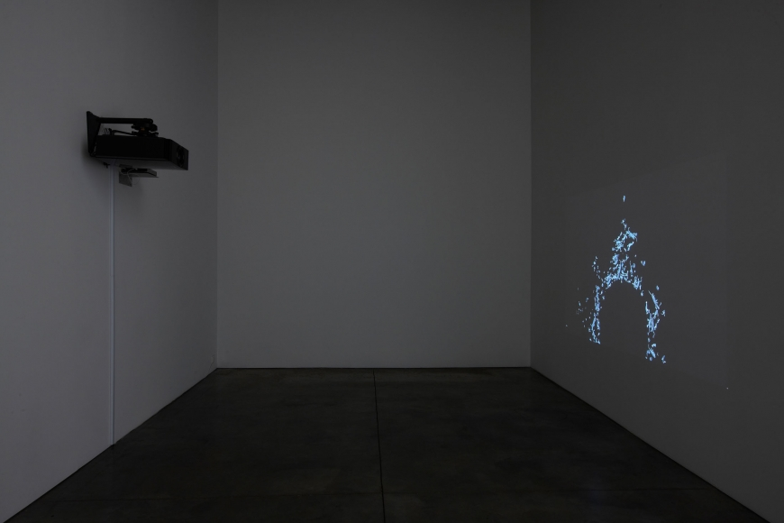 David Musgrave, Installation view