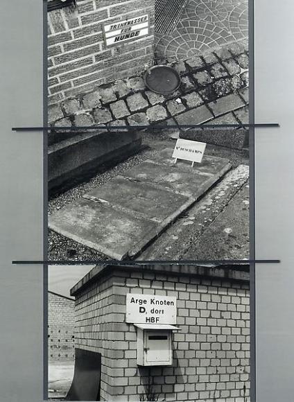 Reinhard Mucha dX – edition, 1997