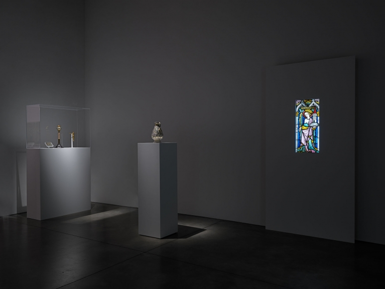 Gothic Spirit: Medieval Art from Europe, In association with Sam Fogg, London