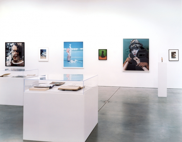 Portraits of Artists, Installation view