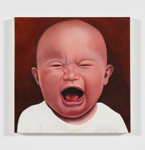 Sally Webster, Crybaby, 2010