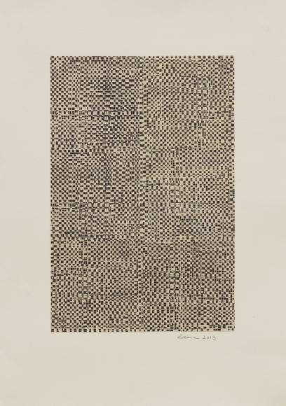 Zarina Untitled, 2013