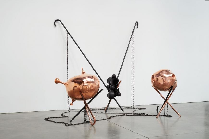 Tunga, A Bela e a Fera - La Belle et la Bête, 2001-2012