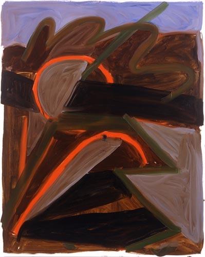 Josh Smith Untitled, 2007