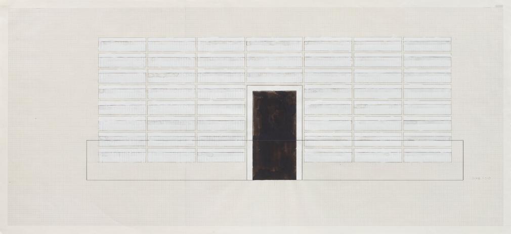 Rachel Whiteread Untitled (Books for Münster), 1997