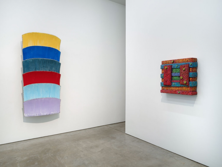 Shapeshifters, Installation view