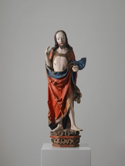 Andreas Frosch (fl. c. 1517), The Risen Christ