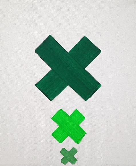 Martin Creed Work No. 1417, 2012