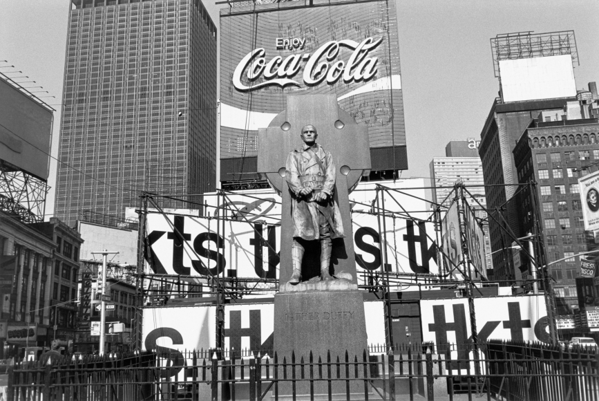 Lee Friedlander New York City, 1974