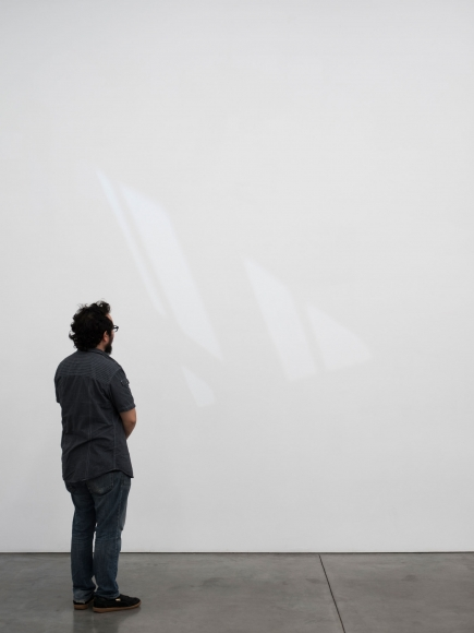 Tom Friedman, Shaky Window,2017