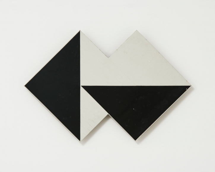 Lygia Clark, Superficie Modulada, 1958/1984
