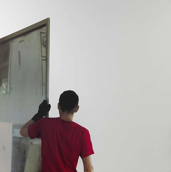 Michelangelo Pistoletto Lavoro - Atelier, 2008-2011