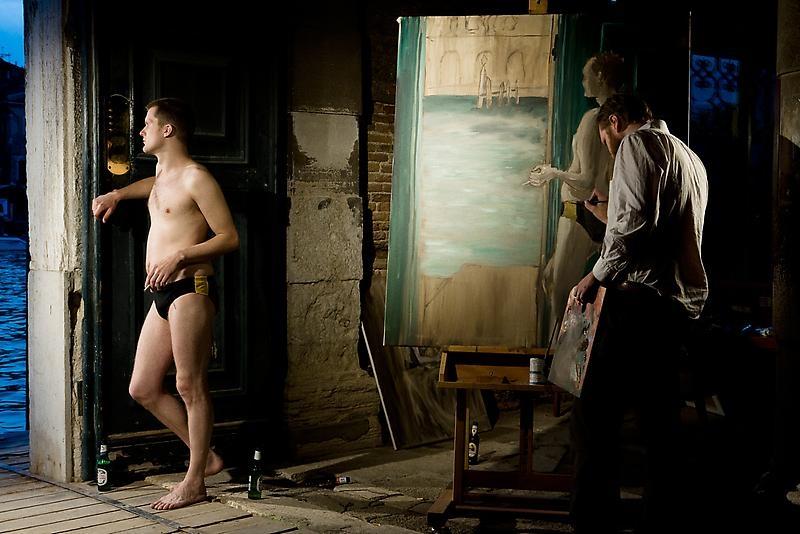 Ragnar Kjartansson, The End – Venezia, 2009