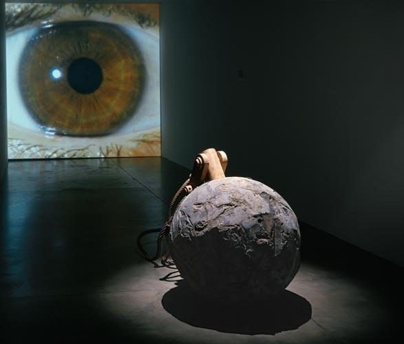 Janine Antoni Tear, 2008