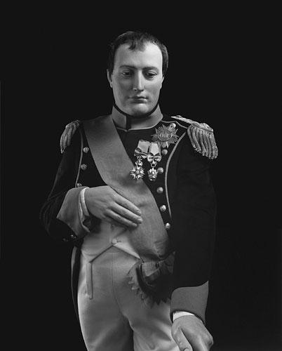 Hiroshi Sugimoto Napoleon Bonaparte, 2000