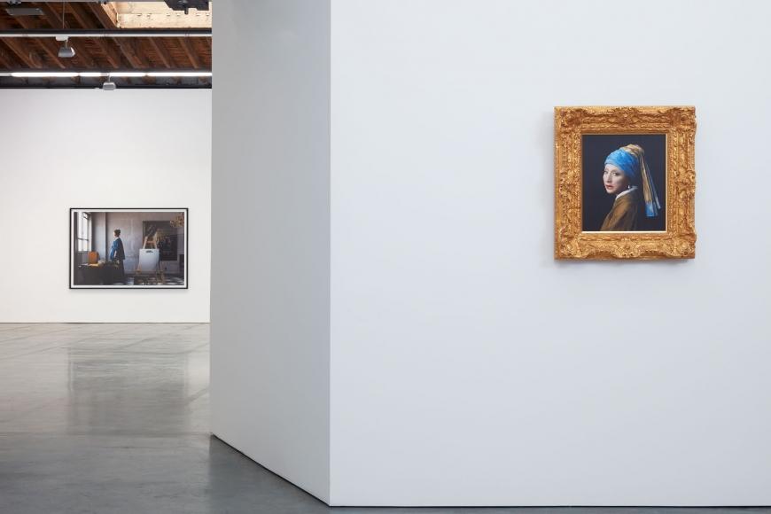 Yasumasa Morimura, In the Room of Art History