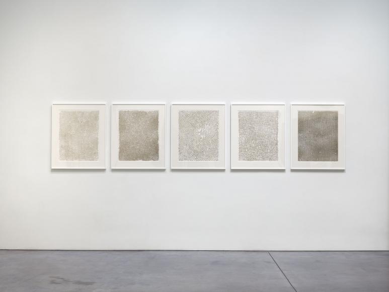 Rachel Whiteread, Untitled (Nets), 2002, Edition of 36