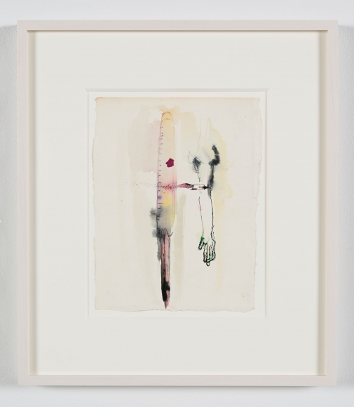 Lucia Nogueira Untitled, 1988