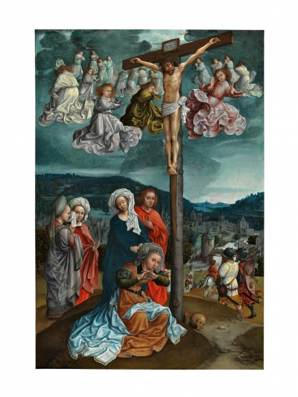 The Crucifixion, Bruges, Southern Netherlands