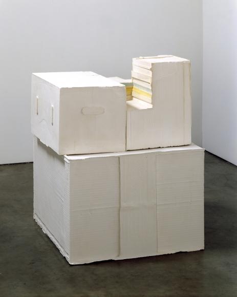 Rachel Whitread, Stack II, 2005
