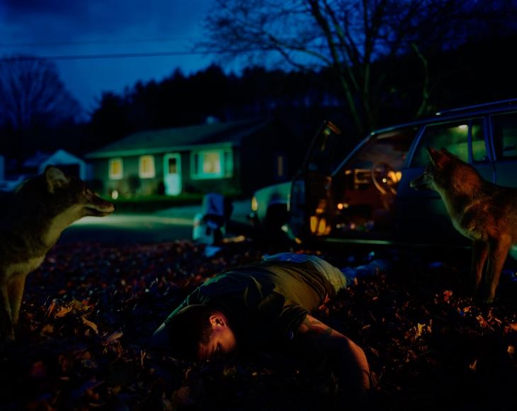 Gregory Crewdson Untitled (bud man), 1999
