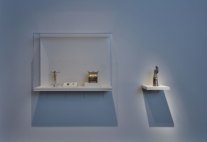 Of Earth and Heaven: Art from the Middle Ages, In association with Sam Fogg, London