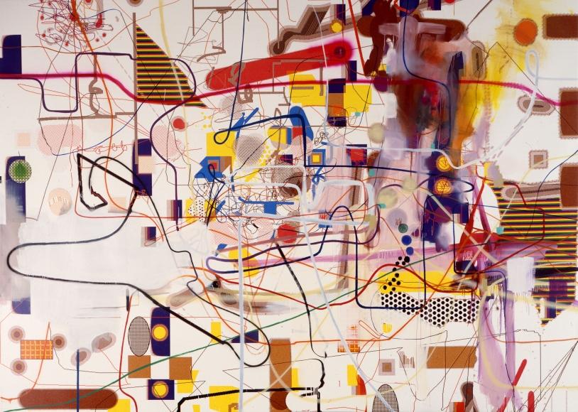 Albert Oehlen Discos, 1996