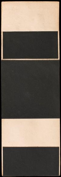 Lygia Clark Estudo para Espaço Modulado (Study for Modulated Space), 1958