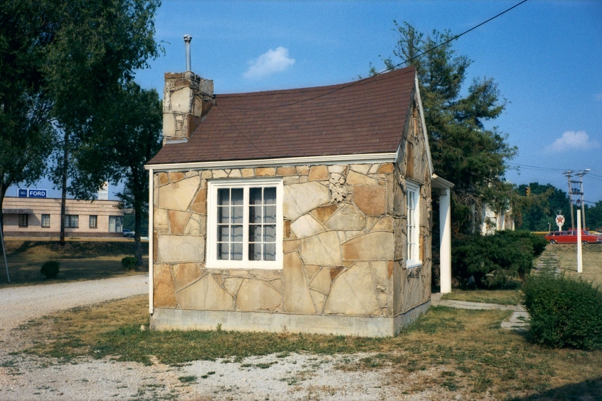 Stephen Shore, Springfield, Missouri, July 1972
