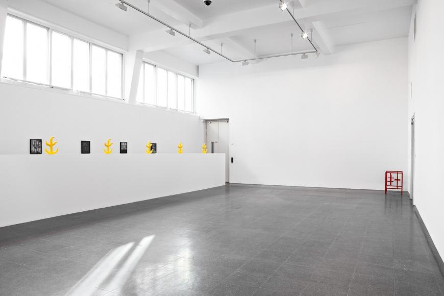 Elad Lassry, Installation view: Kunstnernes Hus, Oslo, 2012