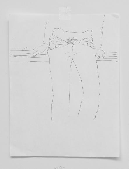 Collier Schorr, Jeans, 2014