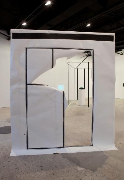 Nick Mauss, Insert, 2009