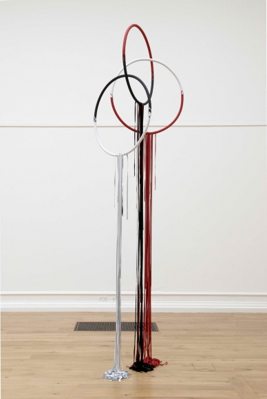 Eva Rothschild, Higher Love, 2007