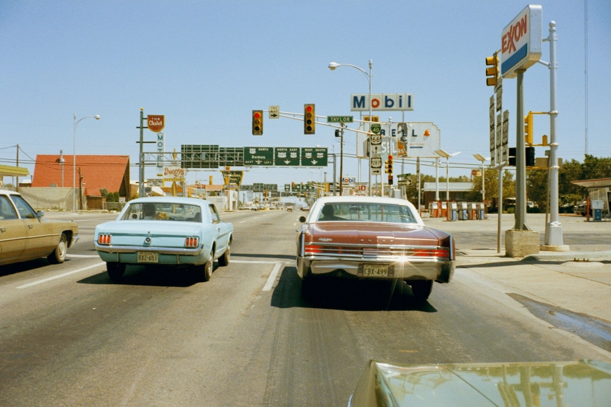 Stephen Shore, Amarillo, Texas, August 1973