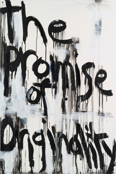 Kim Gordon, The Promise of Originality, 2010