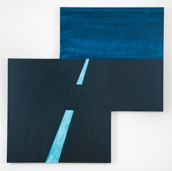 Mary Heilmann, Maricopa Highway