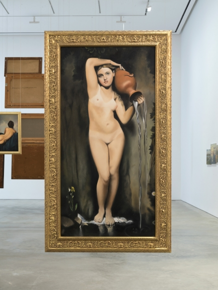 Hans-Peter Feldmann, Venus Ingres standing